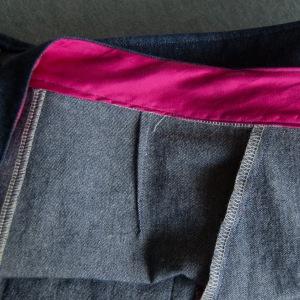 Yay for tidy shorts seams!