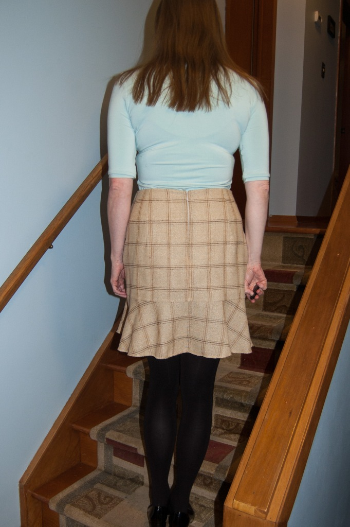 Pattern matching across the zipper: not too bad!